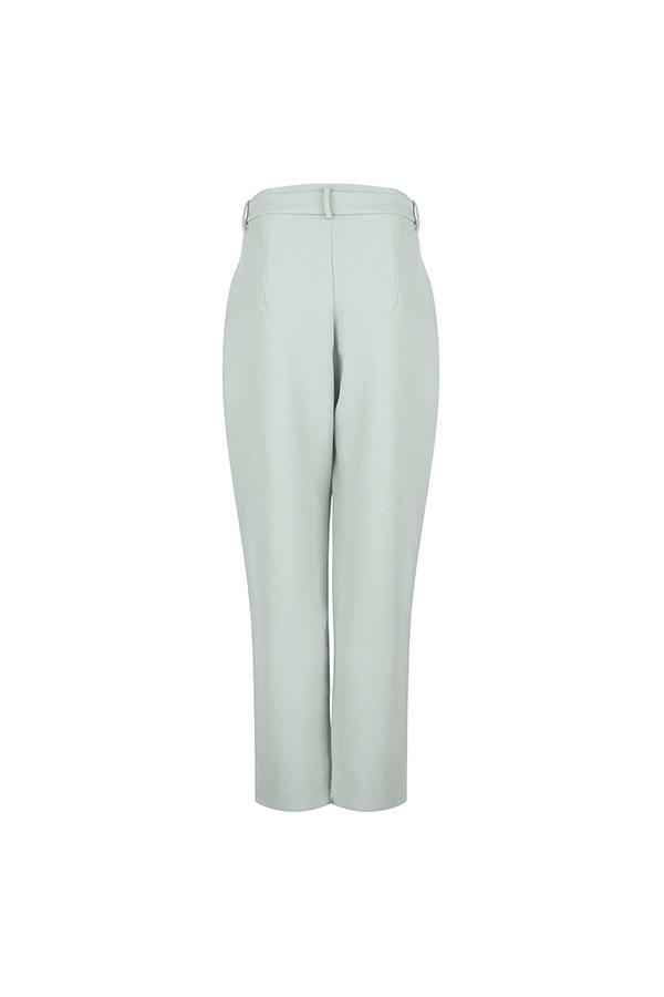 Lofty Manner Mintkleurige Pantalon Chloe