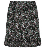 Lofty Manner Bloemenprint Mini Rok Myra