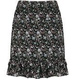 Lofty Manner Floral Print Mini Skirt Myra