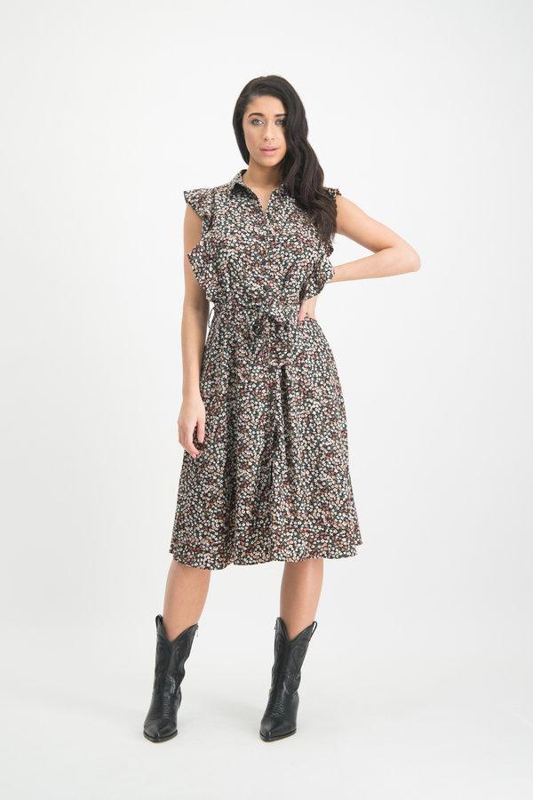 Lofty Manner Dress Flora