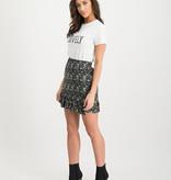Lofty Manner Wit t-shirt Isabeau
