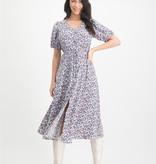 Lofty Manner Paarse Maxi Dress Myllena