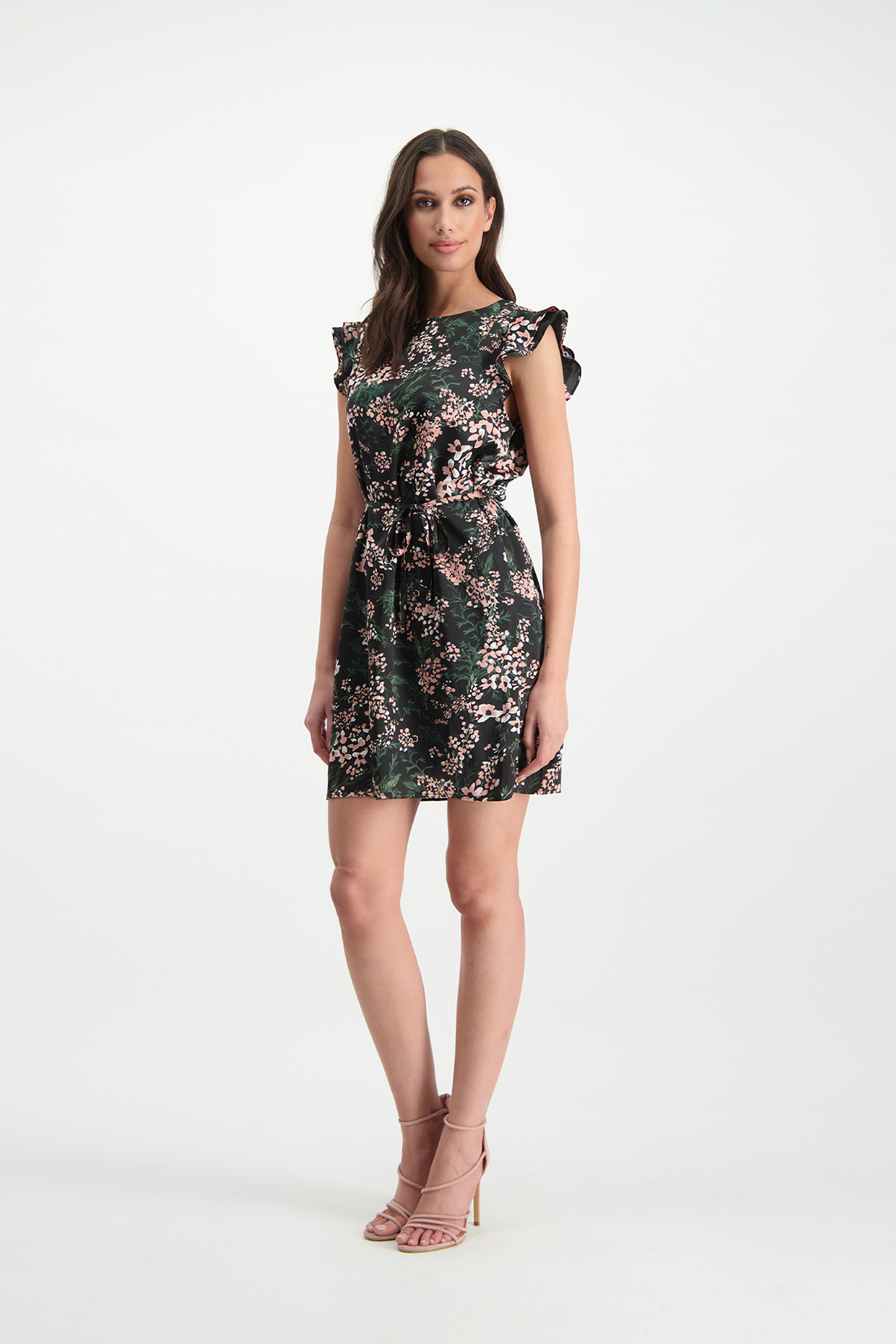 Lofty Manner Dress Sabine peach