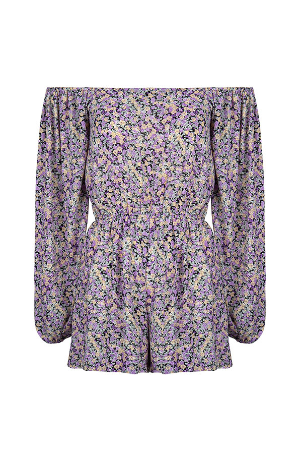 Lofty Manner Floral print Playsuit Sienne