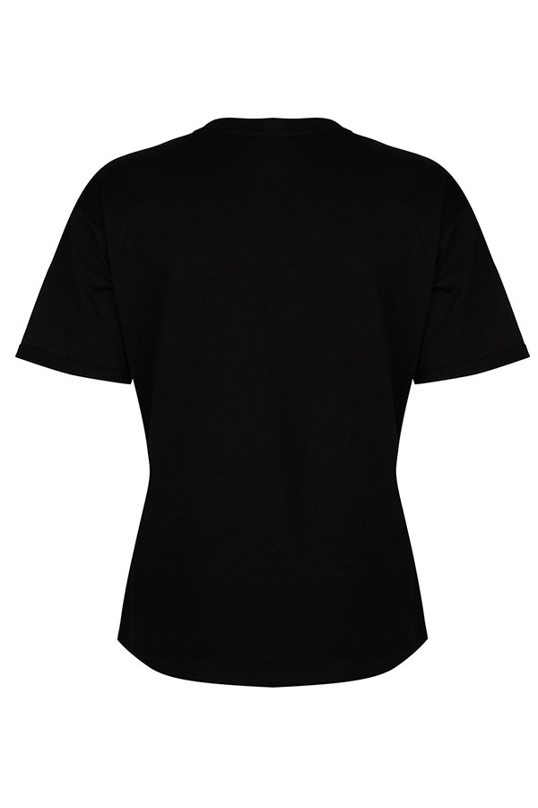 Lofty Manner T-shirt Rozie Black