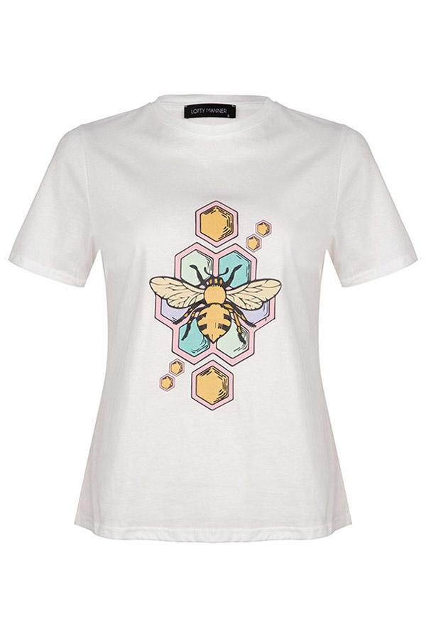 Lofty Manner T-shirt  Fay