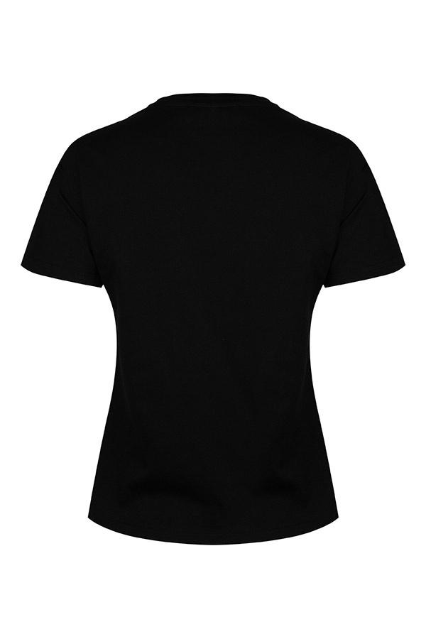 Lofty Manner T-shirt Jady Zwart