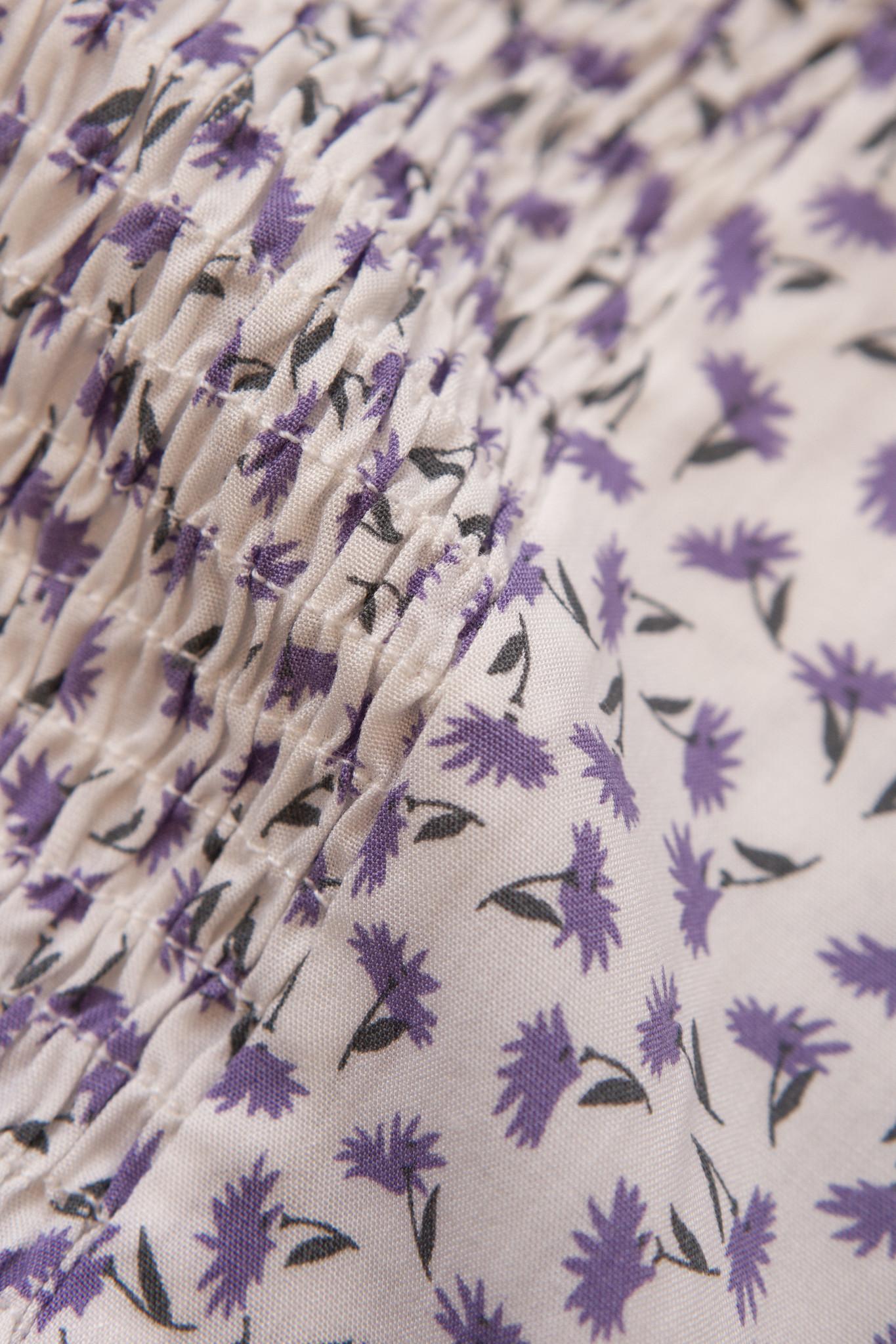 Lofty Manner Purple Sleeveless Top Jodie
