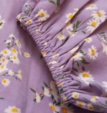 Lofty Manner Purple Cropped Top Meike