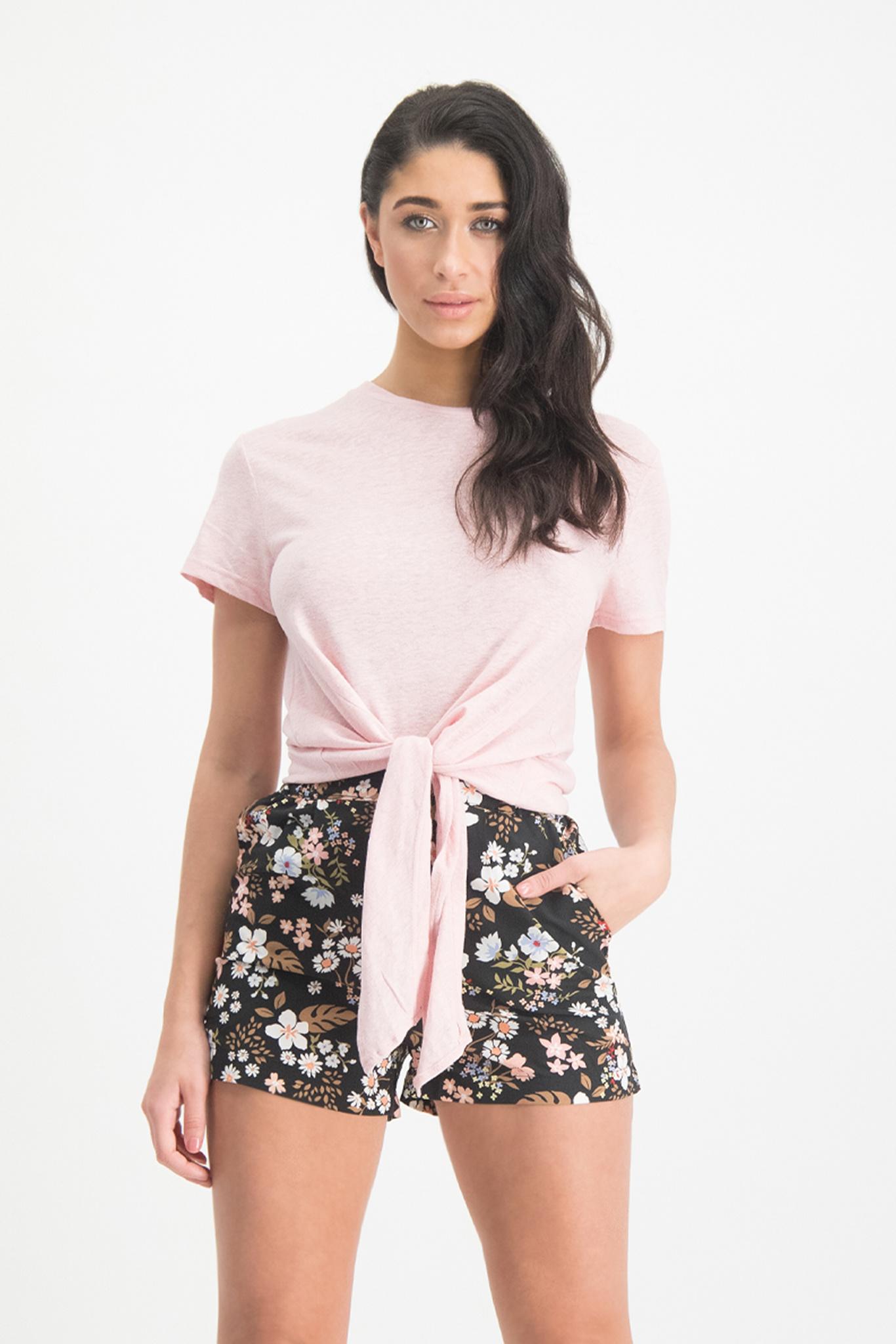 Lofty Manner Pink Shirt Edie