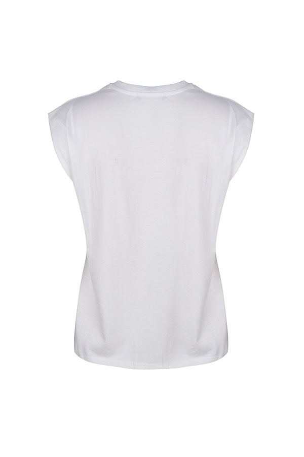 Lofty Manner White T-shirt Dani