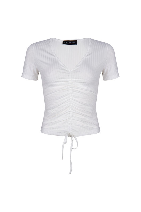Lofty Manner White top Dunya