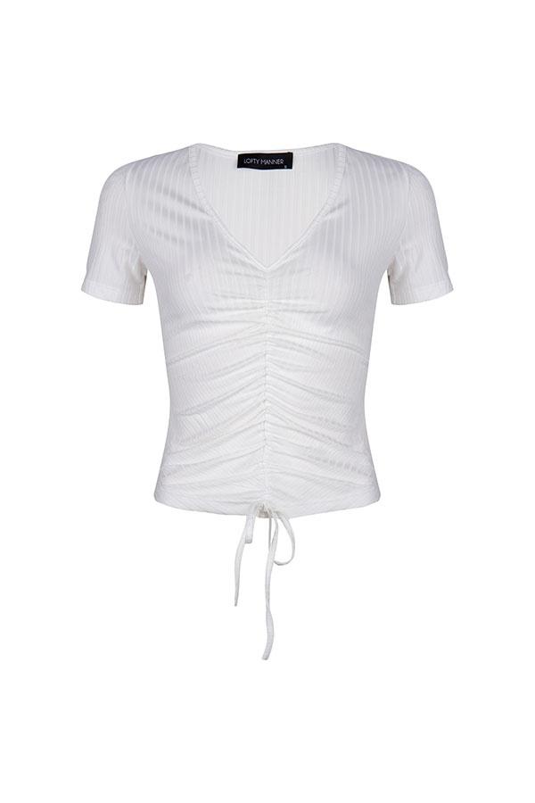 Lofty Manner Witte top Dunya