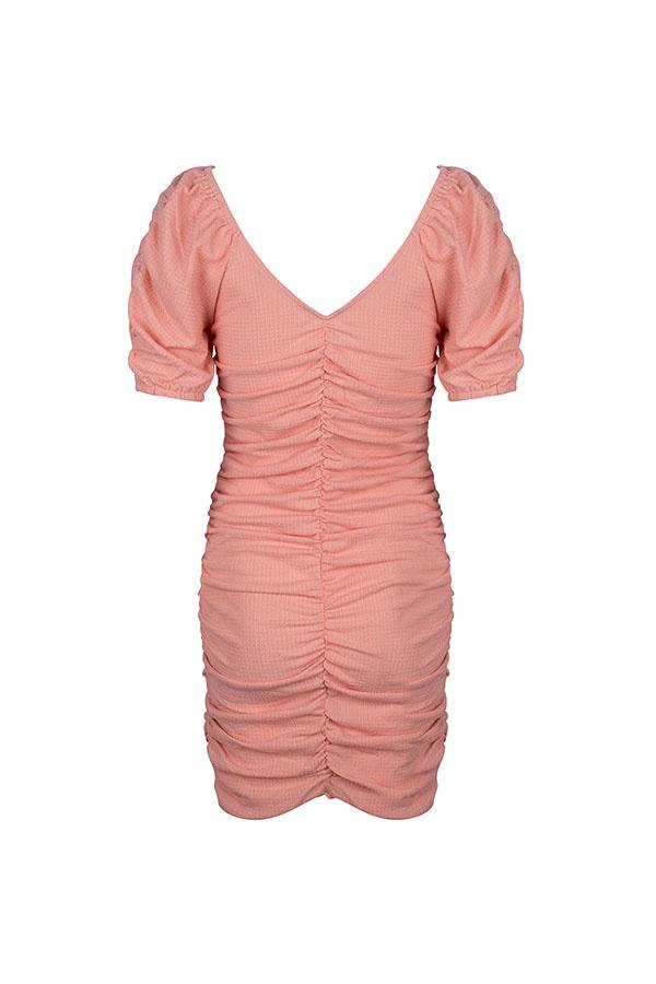 Lofty Manner Pink Dress Maeve
