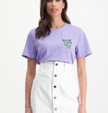 Lofty Manner T-shirt Jady lila