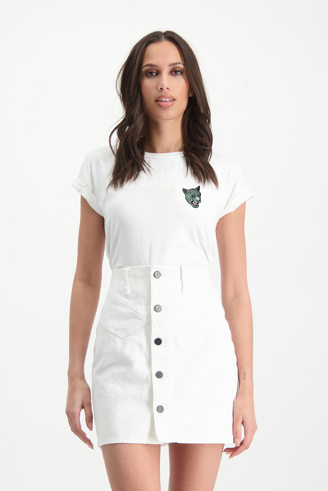 Lofty Manner T-shirt Jady White