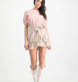 Lofty Manner Multiflower Skirt Loise