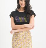 Lofty Manner Wit T-shirt Lysa
