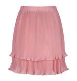 Lofty Manner Pink Ribbed Skirt Hinda