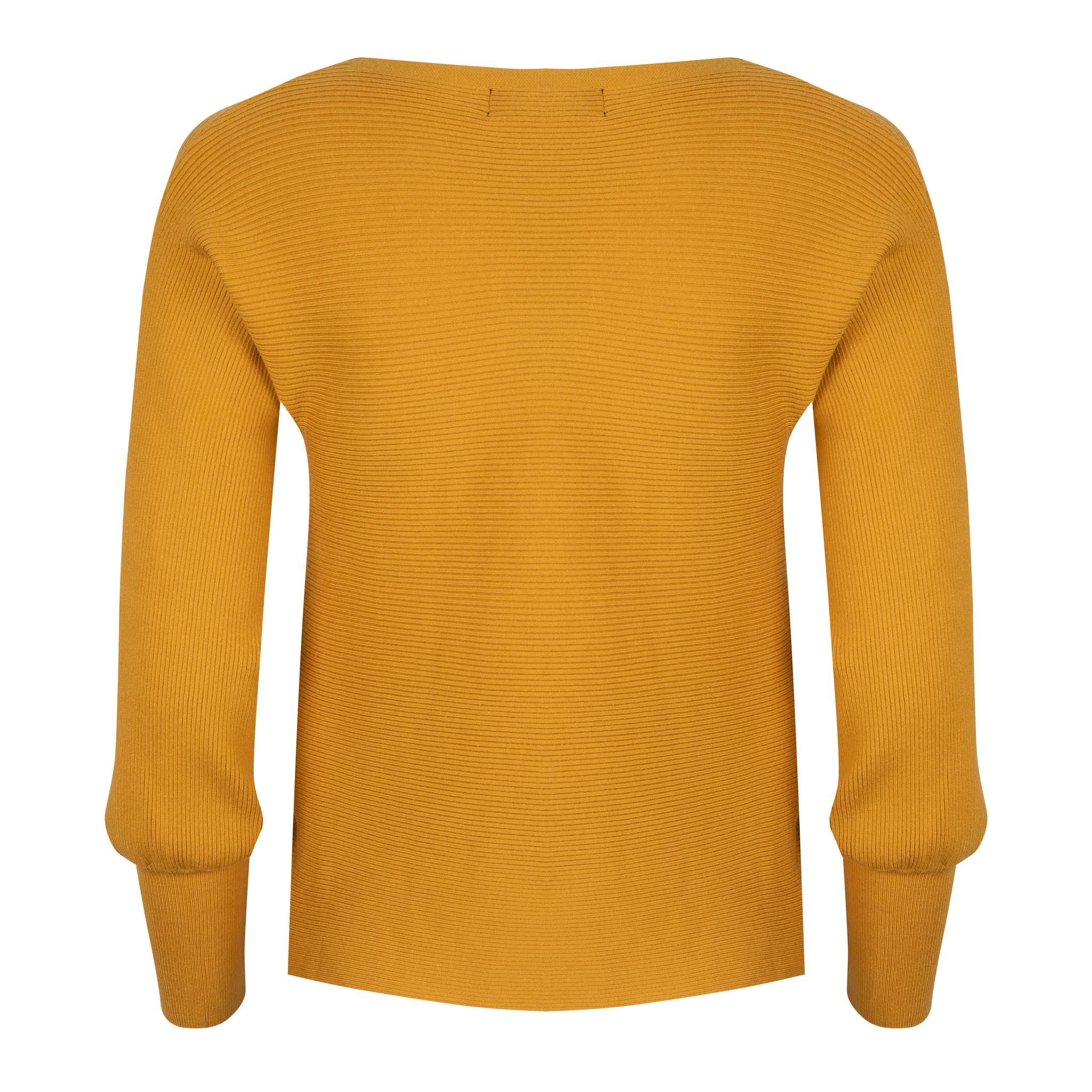 Lofty Manner Ocher Sweater Christina