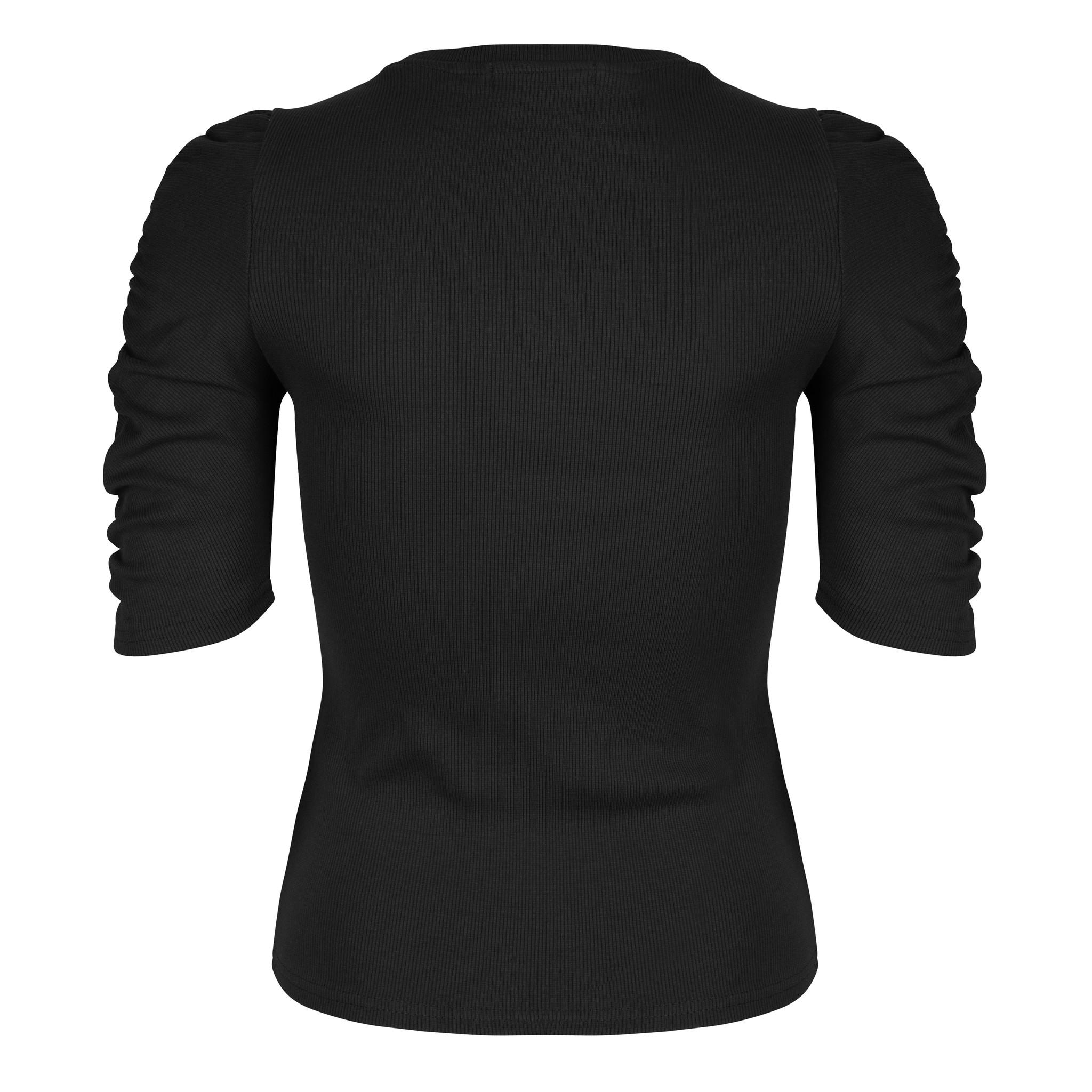 Lofty Manner Black Top Adinda