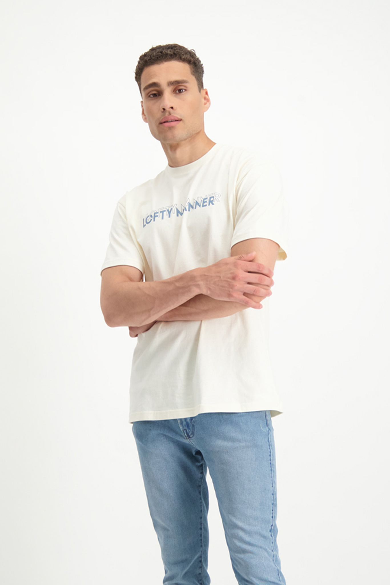 Lofty Manner Off white T-shirt Paco