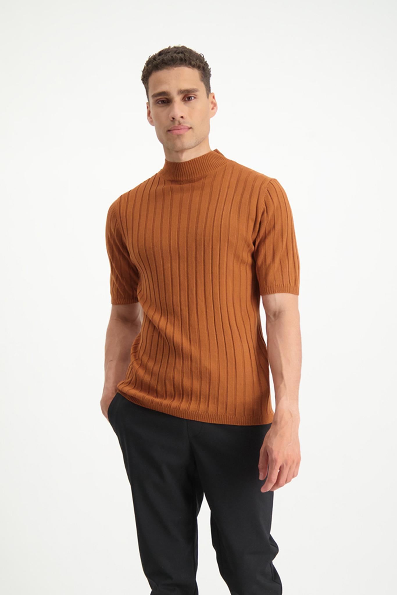 Lofty Manner Oranje Trui Antonio
