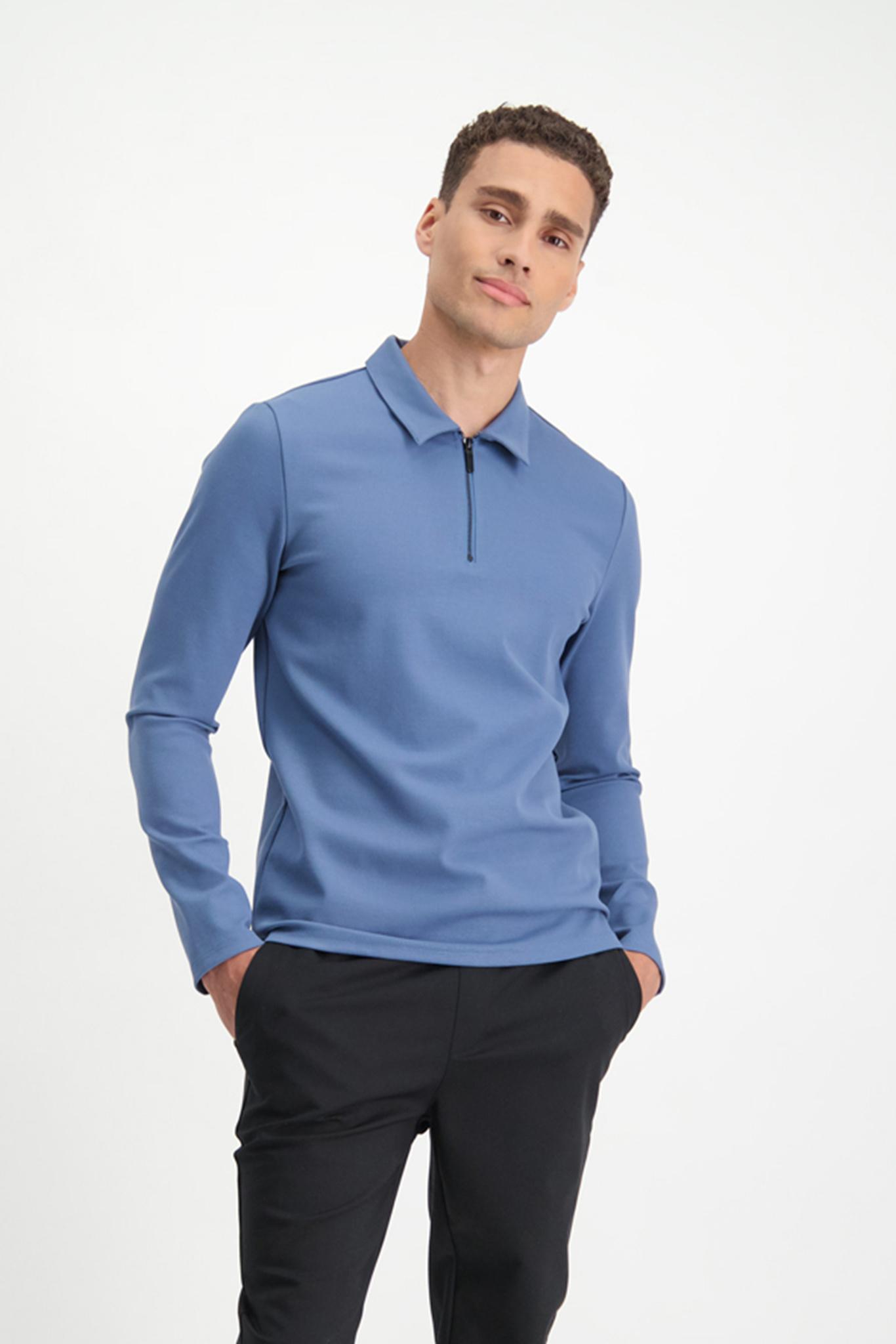 Lofty Manner Blue Sweater Mano