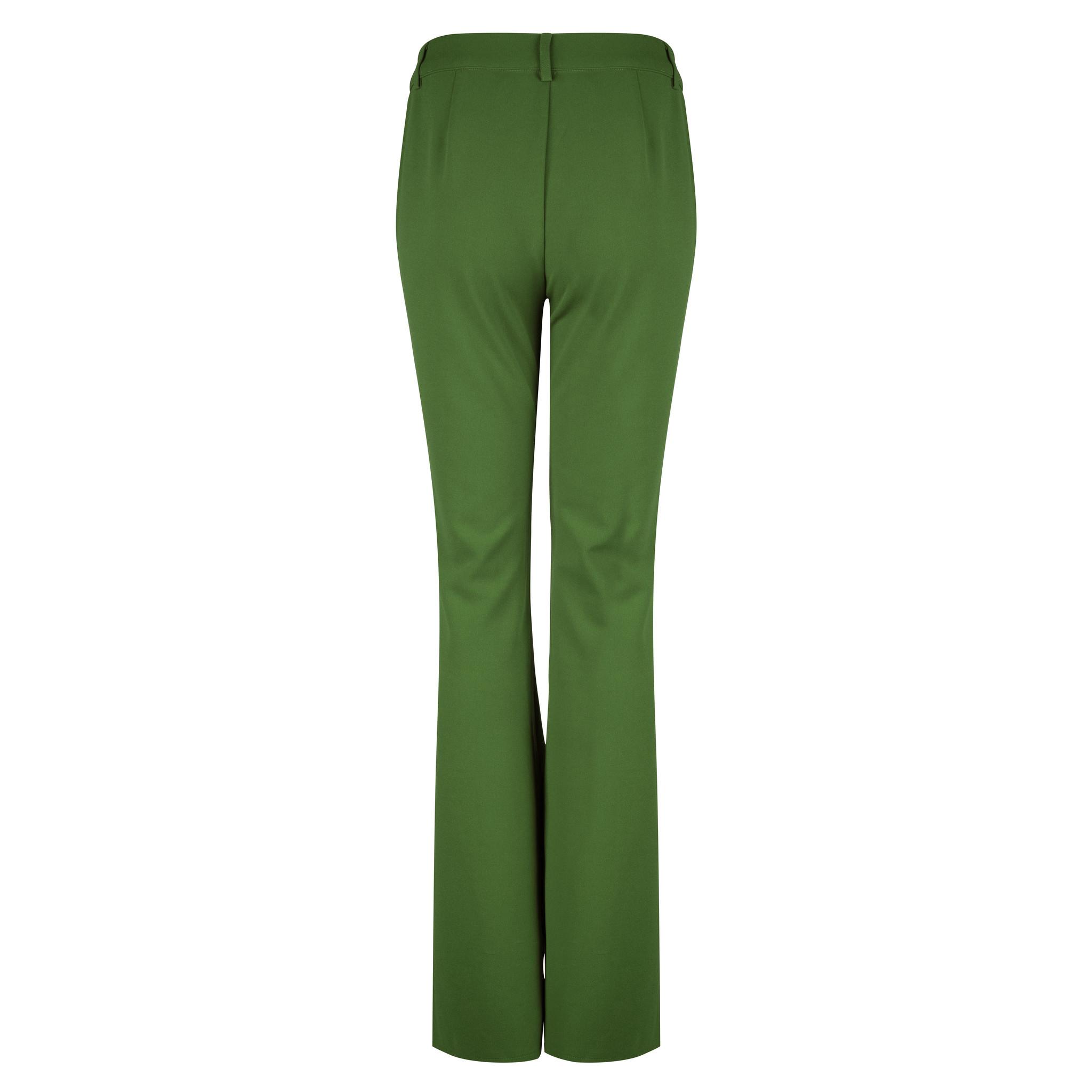 Lofty Manner Green Pants Angelina