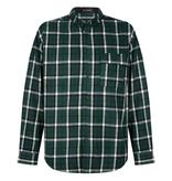 Lofty Manner Green-white Shirt Fransisco