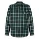 Groen-wit Shirt Fransisco