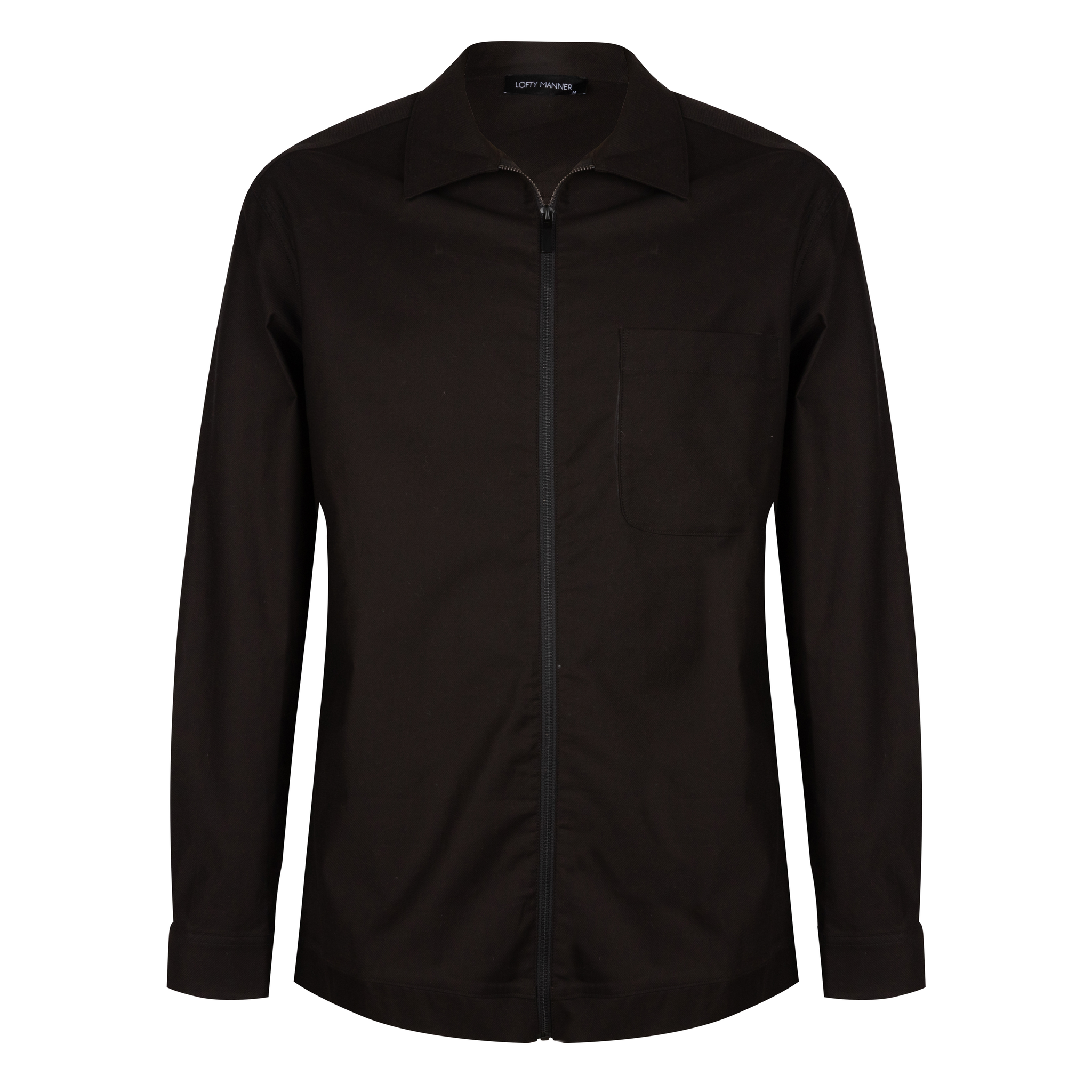 Lofty Manner Black Jacket Roano