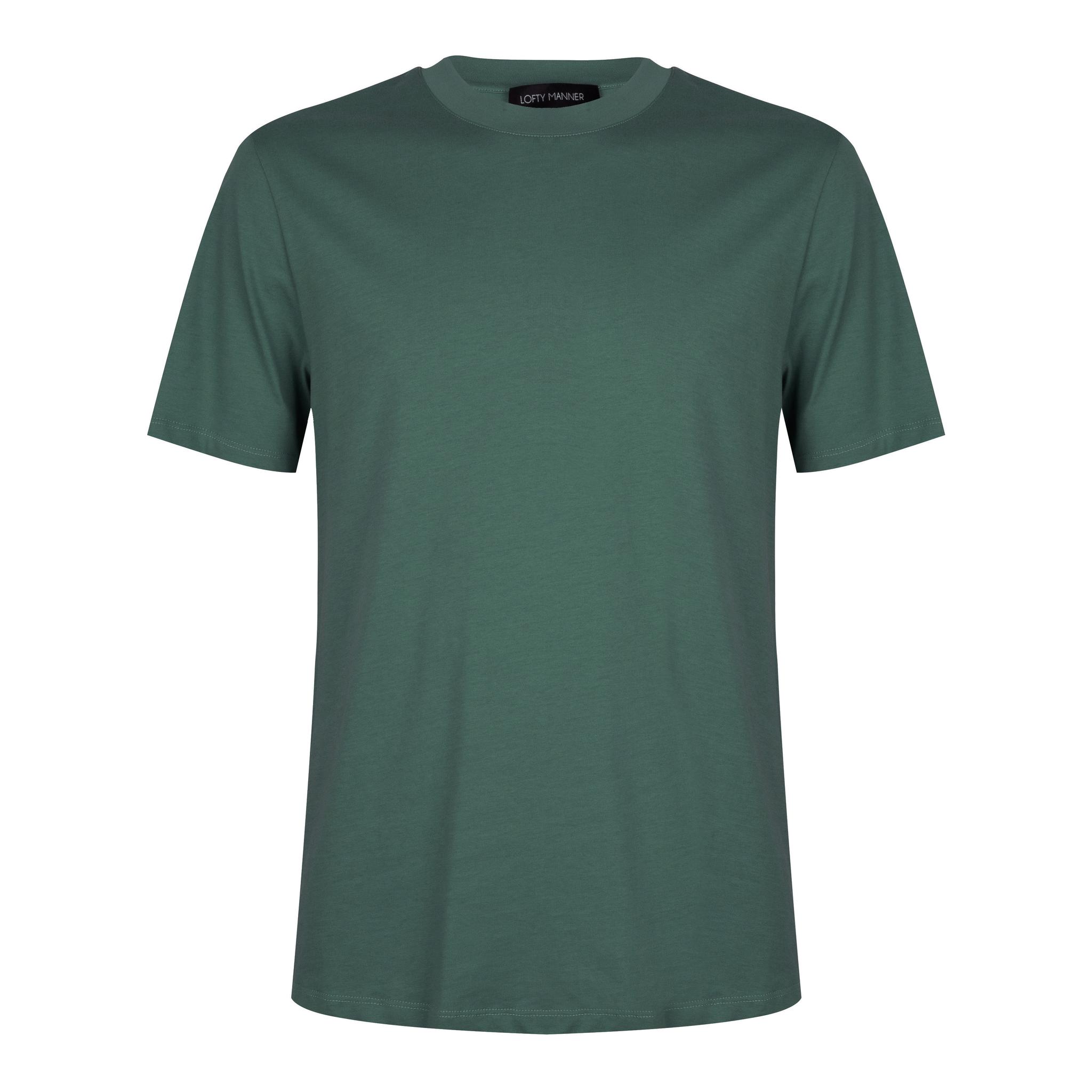 Lofty Manner Green T-shirt Eron