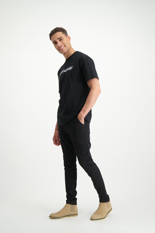 Lofty Manner Black T-shirt Paco