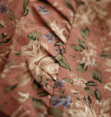 Lofty Manner Pink Floral Print Blouse Roxy