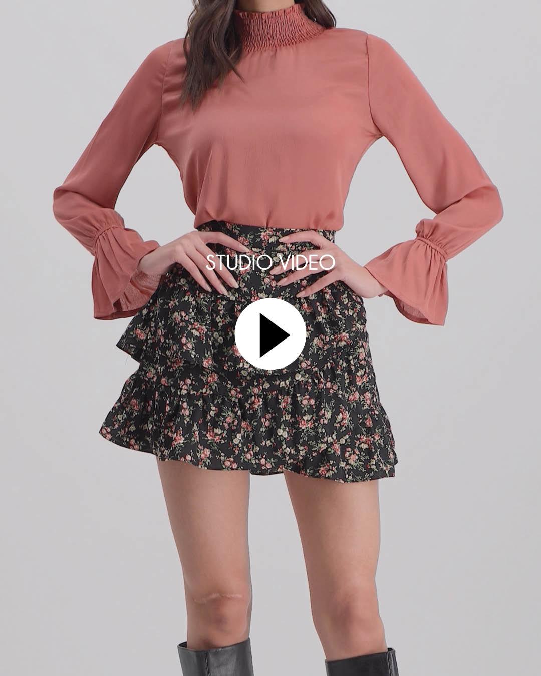 Lofty Manner Pink Top Jalou