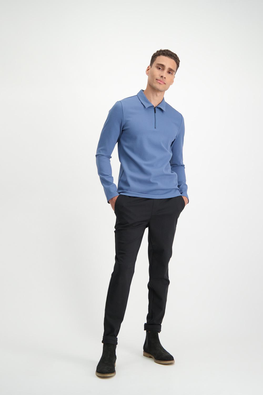 Lofty Manner Black Trousers Salvador