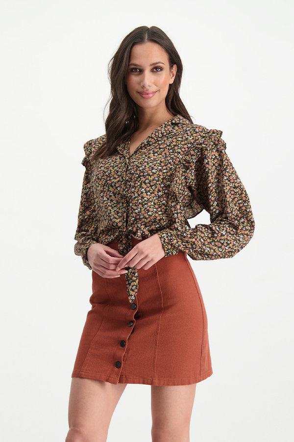 Lofty Manner blouse Roxy