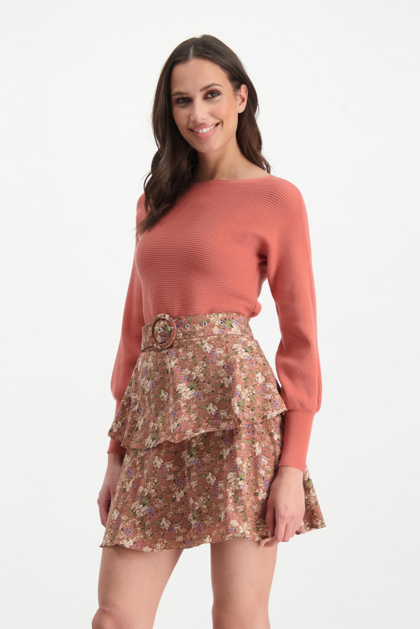 Lofty Manner Roze Sweater Christina