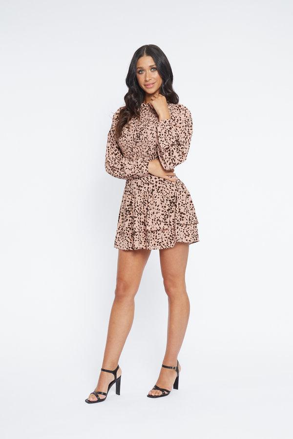 Lofty Manner Skirt Nala Pink