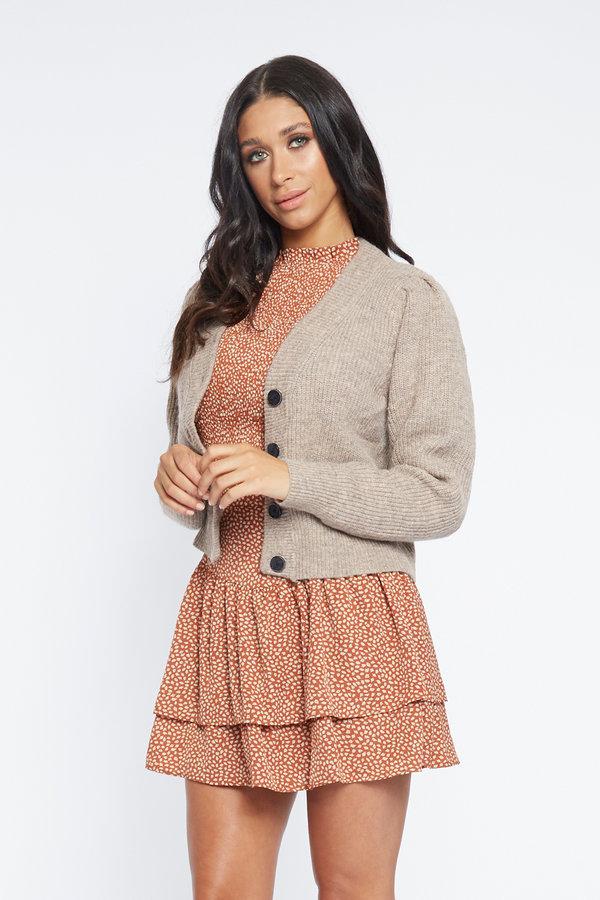 Lofty Manner Vest Gina