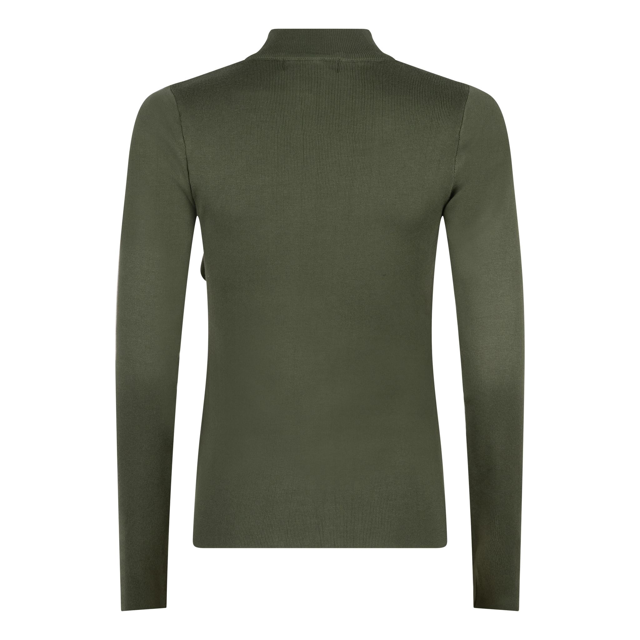 Lofty Manner Groene Sweater Gigi