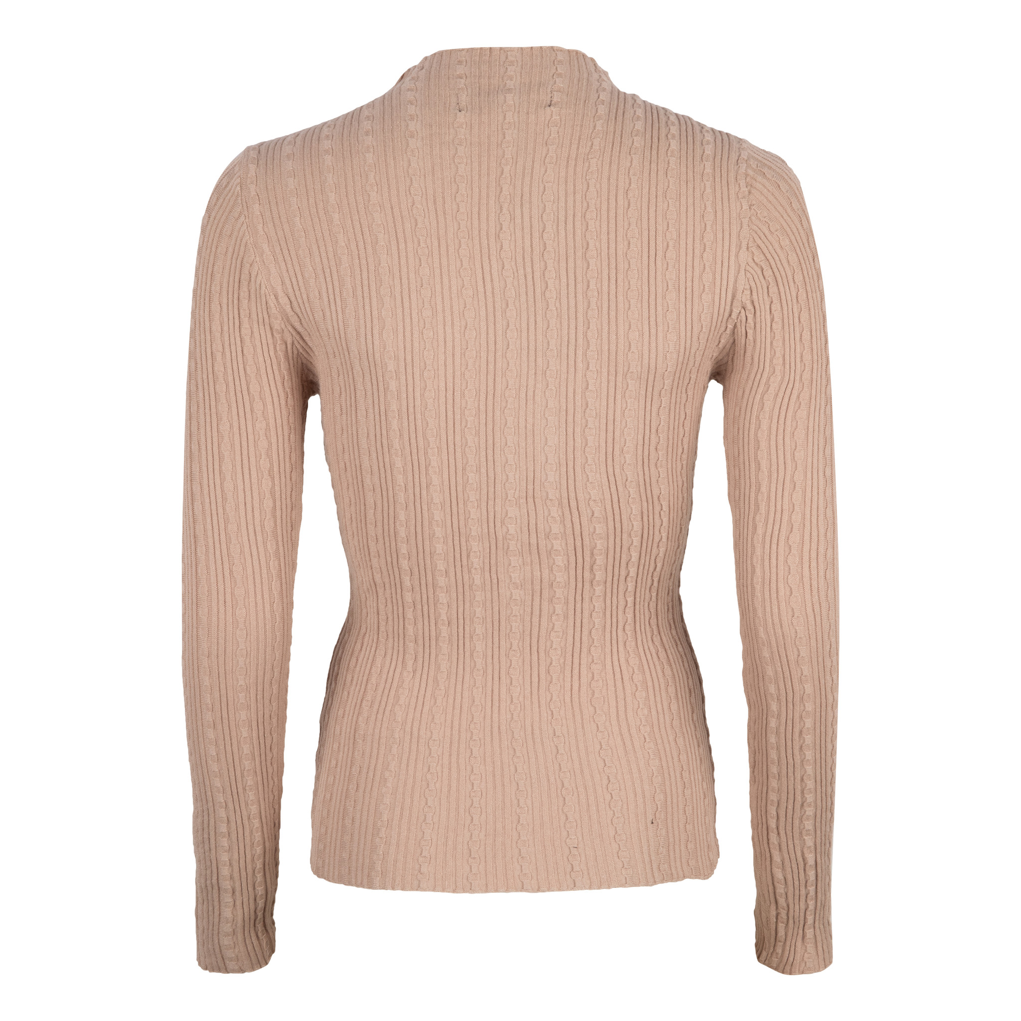 Lofty Manner Beige Sweater Carmo