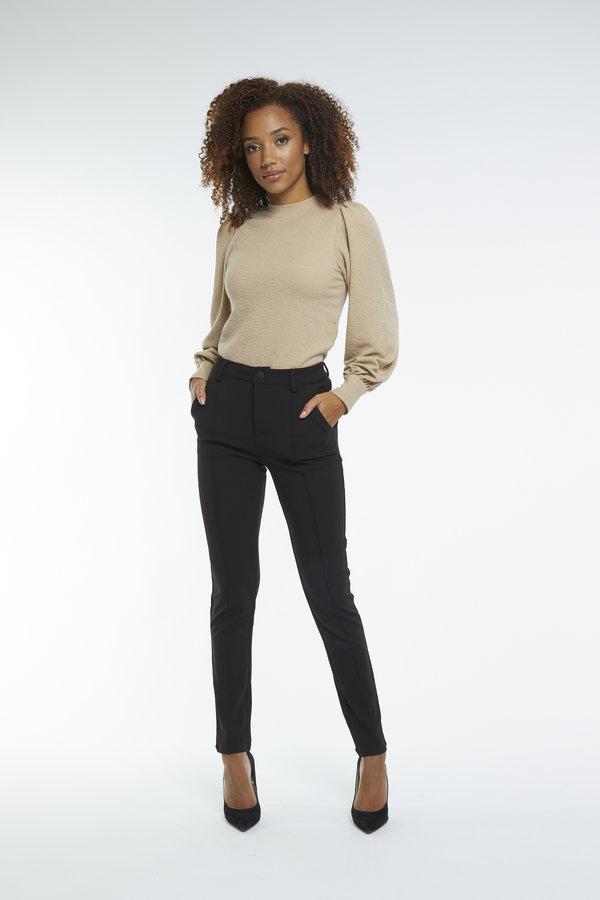 Lofty Manner Trousers Chiara Black