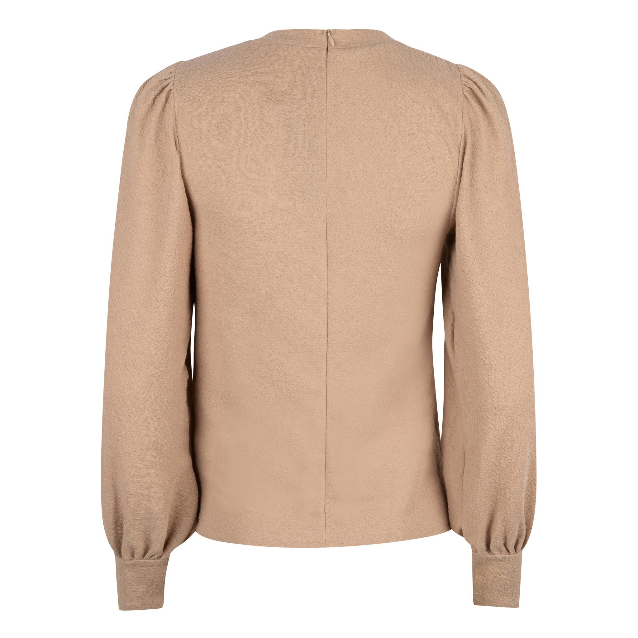 Lofty Manner Beige Sweater Fenna