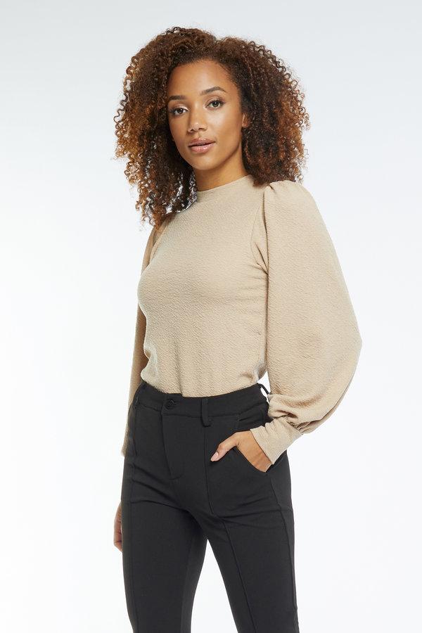 Lofty Manner Sweater Fenna Beige