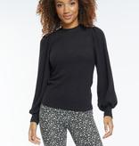 Lofty Manner Black Sweater Fenna