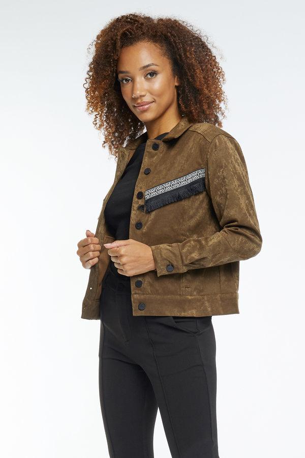 Lofty Manner Jacket Gini Green