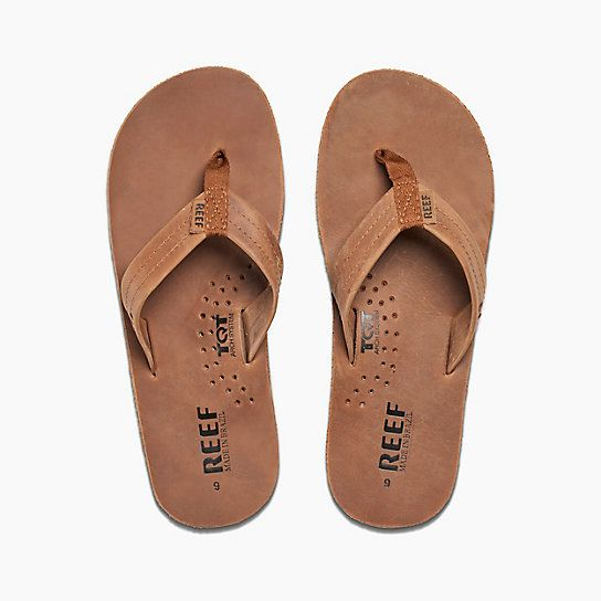 REEF REEF Draftsmen Bronze Brown