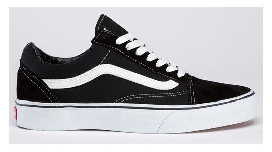 VANS Vans Old Skool Black/White